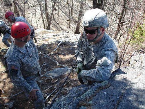 Mountain Warfare School