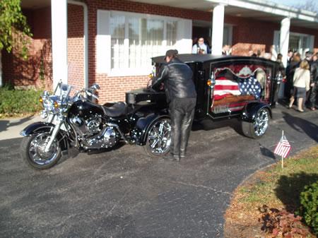 Penich funeral